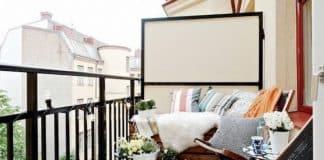 Kucuk Balkon Dekorasyonu Nasil Yapilir Yemek Odasi Ve Dekorasyon