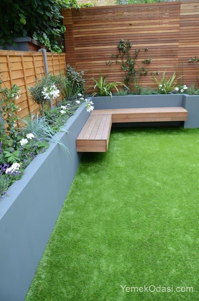 Bahçe Oturma Köşesi