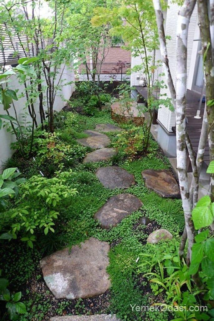 Bahçe Doğal Yürüme Yolu