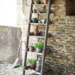 Bahçe Eski Merdiven Değerlendirme