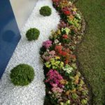 Bahçe Kenar Düzenlemesi
