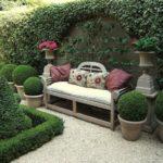 Bahçe Minimal Düzenleme
