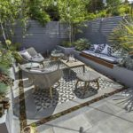 Bahçe Post-Modern Oturma Köşesi