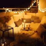 balkonda romantizm