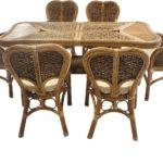 bambu masa takımı