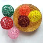 dekorasyon topu nasıl yapılır
