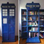 doctor who kitaplık