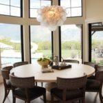 Doğal güneş ışığı ile mutfak aydınlatma