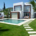 havuzlu müstakil ev