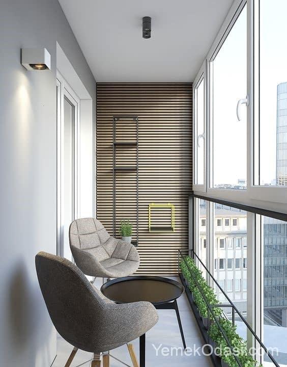 kapalı balkonlar