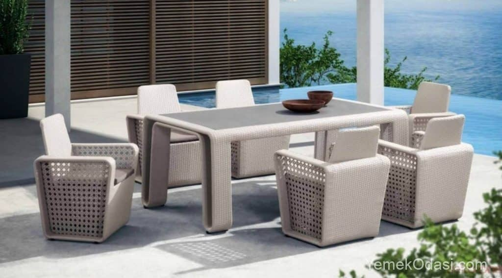 konforlu masa sandalye modelleri