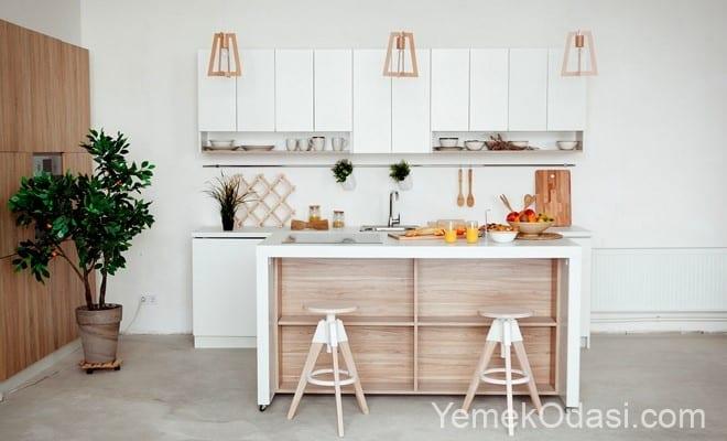 küçük mutfak dolabı