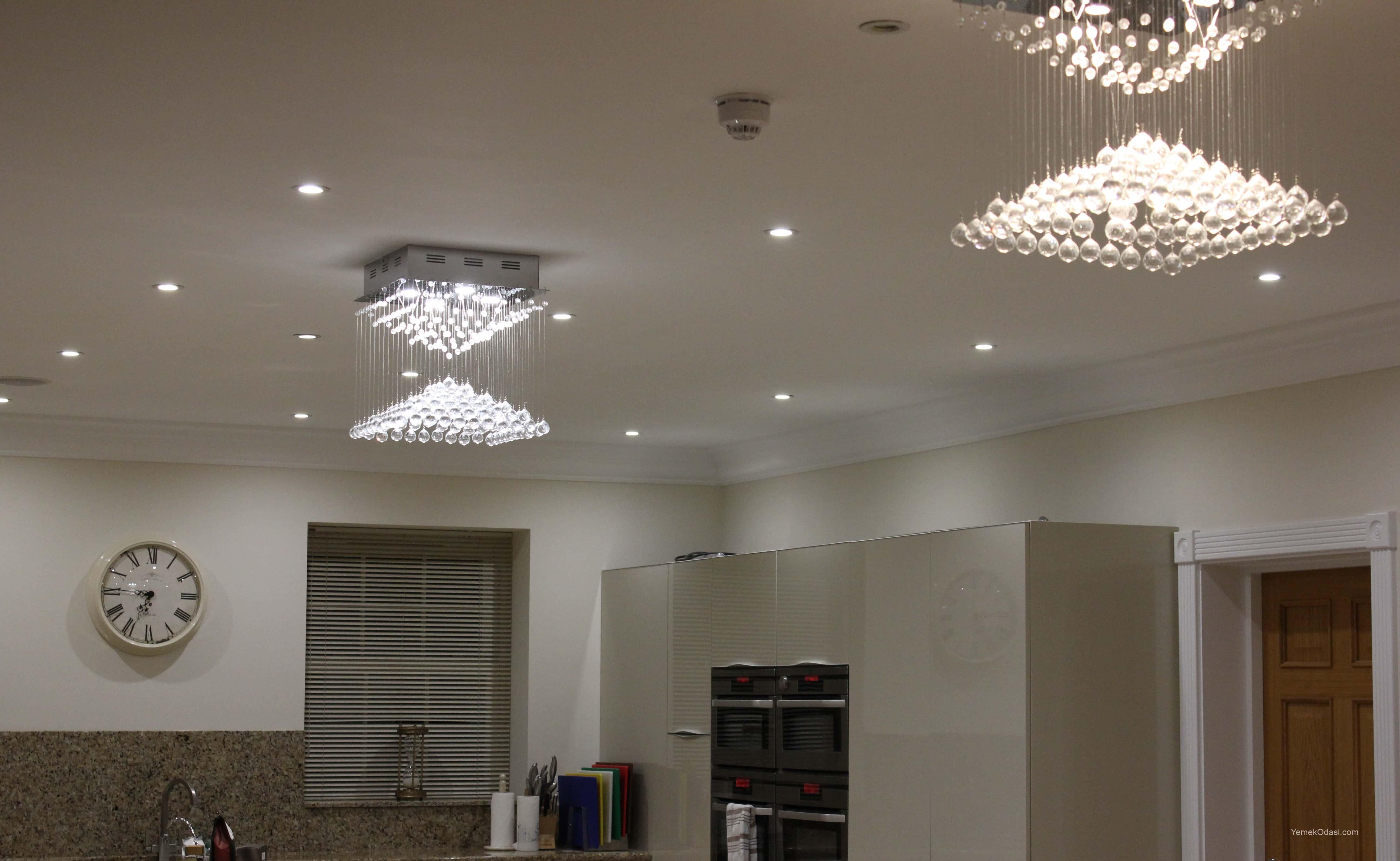 Mutfak aydınlatma