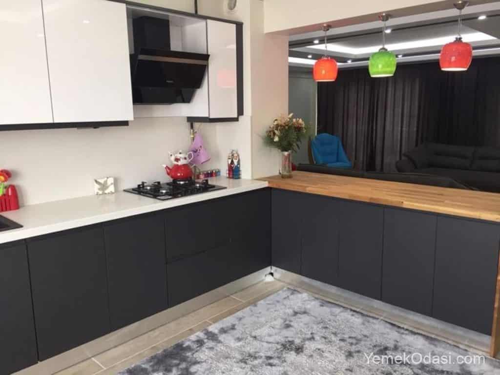 mutfak dolabında farklılık