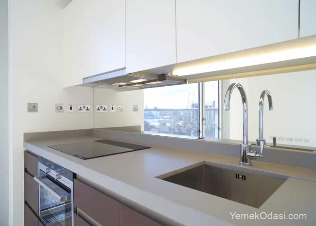 Mutfak dolap altı aydınlatma