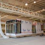 prefabrik evin inşa süreci