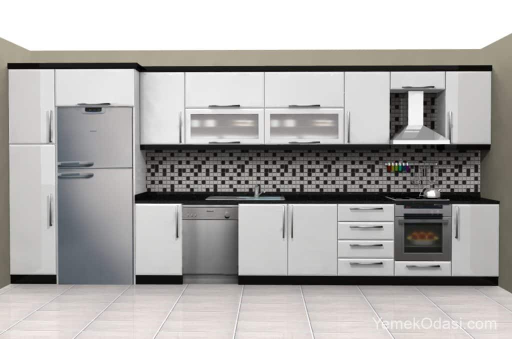 2018 Mutfak Dolabı Modelleri