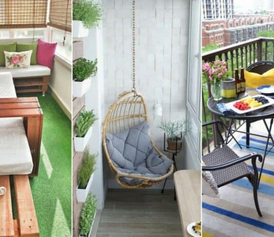 Balkon Dekorasyonu Yapacaklar için Öneriler