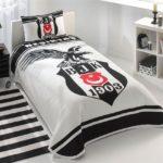 Beşiktaş Yatak Örtüsü Modelleri