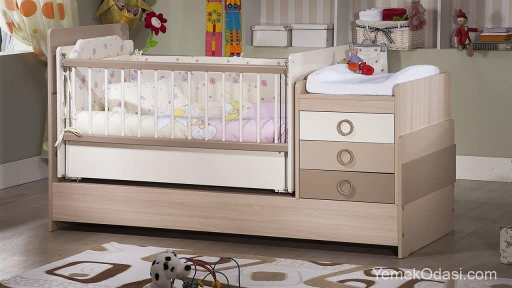Çok Amaçlı Bebek Beşiği Modelleri