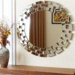 dekoratif salon ayna modelleri