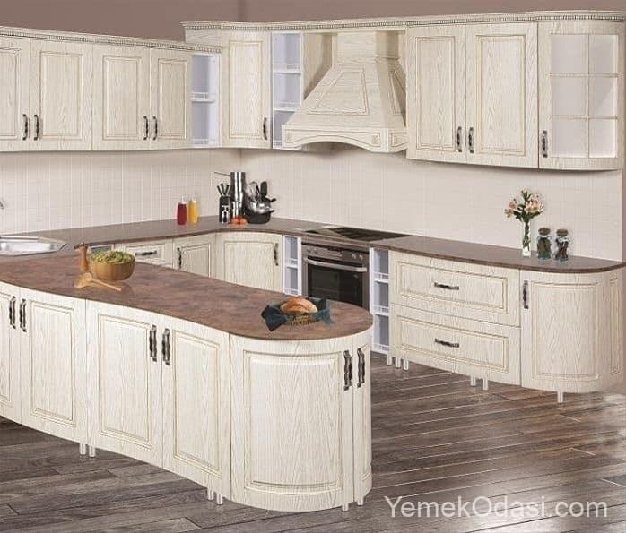 En Güzel Mutfak Dolabı Modelleri