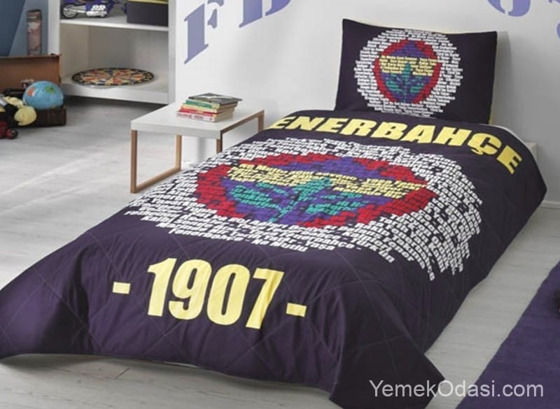 Fenerbahçe Yatak Örtüsü Modelleri