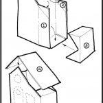 oyuncak ev çizimi şekil-2
