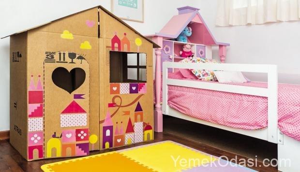 oyuncak ev çizimi şekil-1