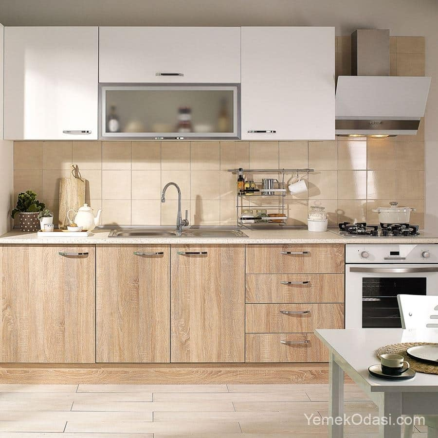 Mutfak Dolabı Modelleri 2017