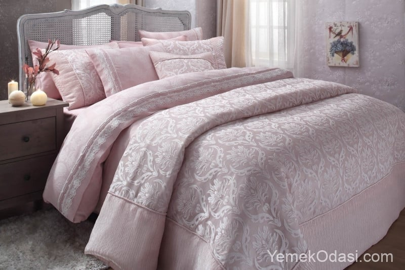 Yatak Örtüsü Modelleri 2018