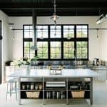 endüstriye mutfak stili